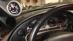 99 04 mustang gauge pod & wiring youtube Wire Harness Schematic at Saleen Gauge Wire Harness