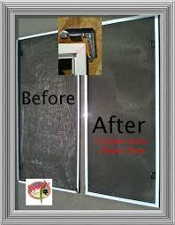 Sliding Screen Door Repair For Screen Door Installation ...