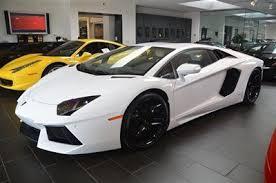 lamborghini aventador white interior. 2012 lamborghini aventador whiteblack interior 3700 miles bianco isis us white e