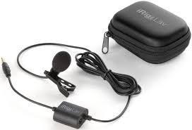 <b>IK Multimedia</b> iRig <b>Mic</b> Lav – петличный <b>микрофон</b> для мобильных ...