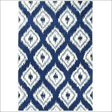 blue and gray ikat rug rugs chase modern target area navy the right dark