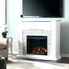 62 electric fireplace fireplaces grand white