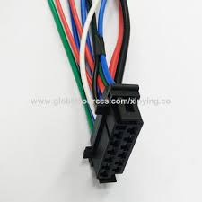 custom 12 pin connector wire harness for auto on global sources custom 12 pin connector wire harness for auto