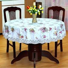 60 round tablecloths tablecloth for round table new past style round table cloth waterproof flower printed 60 round tablecloths