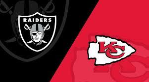 Oakland Raiders Vs Kansas City Chiefs Matchup Preview 12 1