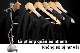Bàn Là Hơi Nước Đứng Kangaroo KG-755 - Hàng chính hãng