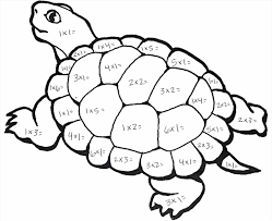 Small Picture Books Gorgeous Turtle Coloring Pages Free Printable Adult Coloring