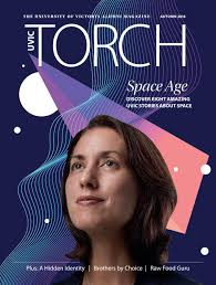 UVic Torch Alumni Magazine - Autumn 2018 by University of Victoria - issuu