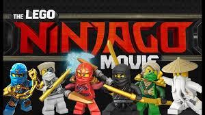 The LEGO Ninjago Movie Soundtrack list - YouTube
