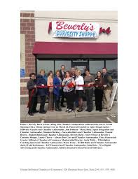 Ribbon Cutting: Chamber Celebrates Relocation of Beverly's ...