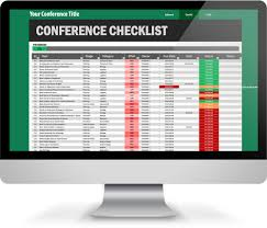 tax preparation checklist excel conference planning checklist excel template from plexkits