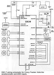 delphi dbc 7 abs antilock brakes dbc 7 abs wiring schematic