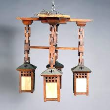 arts and craft chandeliers arts and crafts light fixtures chandelier beautiful arts crafts 3 progress lighting