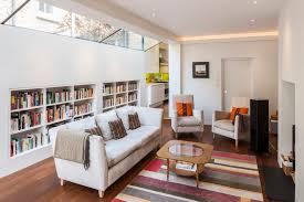 lighting bookshelves. recessed bookshelves living room contemporary with builtin bookcase bookshelf wooden flooring lighting i