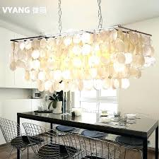 rectangular shell chandelier awesome rectangular shell chandelier for home design ideas with rectangular shell chandelier rectangular