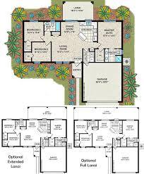 Superb Bayshore Home Plan, 3 Bedroom, 2 Bath, 2 Car Garage
