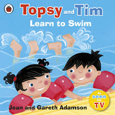Image result for topsy and tim book book