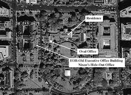 Nixon office Died Above Photo Shows The Location Of The Oval Office And The Nixon Hide Out Office Where He Bugged Himself And The Residence Where He Sat In The Lincoln Pi Mall Nixon White Houe Tape Recorders