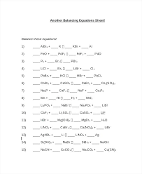 balancing equations worksheet initiative of free worksheets library and print on