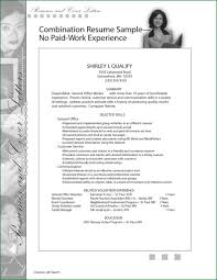 Resume Example No Work Experience Resume Template Shocking Jobperienceample College Student No Work 21