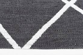coastal indoor outdoor rugs coastal indoor outdoor rug diamond black white floorsome