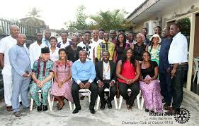 Image result for Rotaract club of Amuwo Main