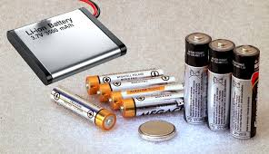 Li Ion Battery Size Chart Different Types Of Batteries And Their Applications