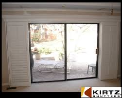 how plantation blinds beautify your windows and doors interesting plantation blinds for sliding glass door