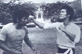 That Bruce Lee One Inch Punch Bruce Lee Daily
