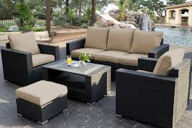 Sectional patio furniture sale