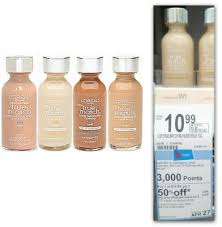 walgreens is running a great promotion on select l oreal paris makeup
