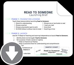 Read To Someone Launching Brief Thedailycafe Com