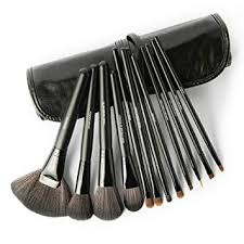 my life my all dolled up 12 piece professional makeup brush collection