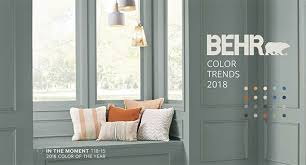 behr 2018 color of the year behr 2018 colors