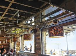 Glass garage doors restaurant Folding Glass Garage Door San Diego Ads Automatic Door Specialists Glass Garage Door San Diego Restaurants Offices Breweries And More
