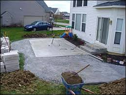 patio pavers over concrete. TruStone Distributors Travertine Overlays Pavers Patio Over Concrete T