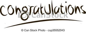 Word For Congratulations Congratulations Word Quotes