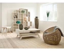 White Mango TV Unit Contemporary Living Room Furniture