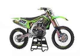 MONSTER ENERGY KAWASAKI <b>RACING TEAM</b>-Clement Desalle
