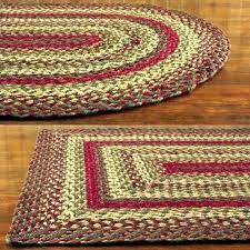 wool braided rugs rectangular rectangular braided rug red oval braided rug large area rugs rectangular primitive