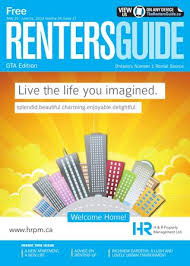 May Nexthome Issuu Renters Gta Guide 2013 By 25 qxtpf4