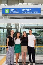 South Korean Cultural Immersion and Exchange :: USNA...