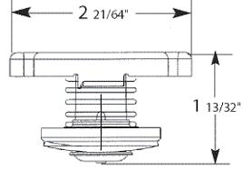 Radiator Pressure Cap And Interchange Parts List Mga