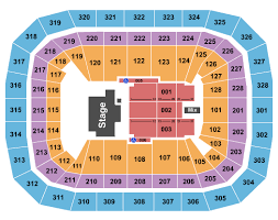 Seating Chart For Paul Mccartney Wisconsin Concert Tickets Seating Chart Kohl Center