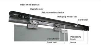 150kgs auto sliding door closer