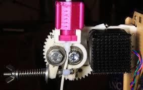 rollerstruder a filament feeder driver extruder