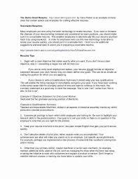 Elegant Blank Resume Template Pdf U2013 Blank Table Contents