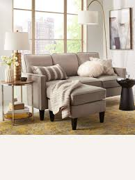 Small couches for bedrooms Loveseat Smaller Sectionals Offer Lots Of Comfy Seating For Small Spaces While Larger Ones Are Best For Open Floor Plans Browse Sectionals Sleeper Sofa Target Sofas Sectionals Target