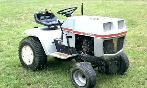 ued ear used craftsman gt5000 garden tractor for