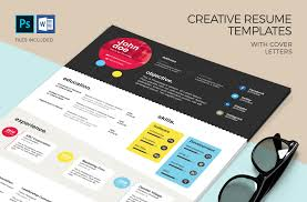 91 Resume Psd Templates 22 Best Photoshop Psd Resume Templates